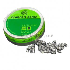 RWS DIABOLO BASIC 0,45 g