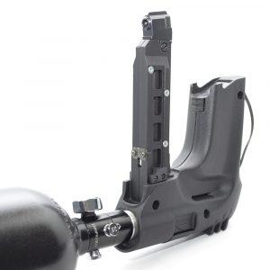 Пневматический пистолет МР-661к PCP ДРОЗД (бункер) 4,5 мм купить