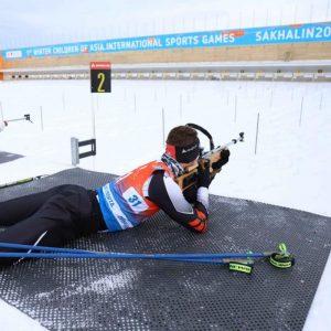 Мат биатлонный (shuting mat biathlon) для стрельбы 150см х 200см купить
