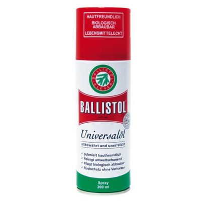 Ballistol Spray 200ml, масло оружейное