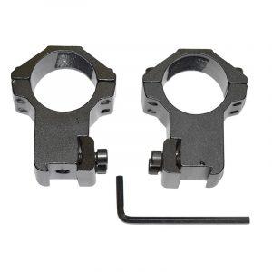 Кольца 1''(25.4мм) ласточкин хвост (низкие,RS21)