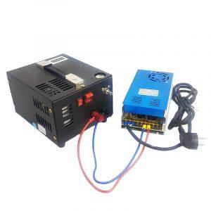 Компрессор ВД NONAME COMPACT MINI 12В/220В 250BAR (с блоком питания) (E12A)