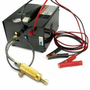 Компрессор ВД Patriot compact 12/220в 300bar с блоком питания (E12)