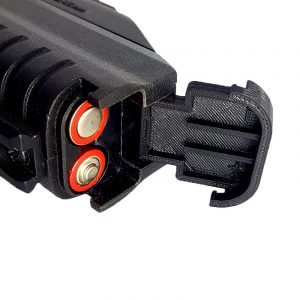 Крышка батарейного отсека МР-661, ABS