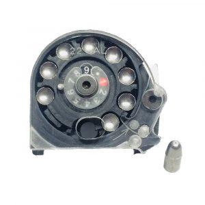 Магазин Егерь КСПЗ 5.5мм, 9 пуль, с отложенным выстрелом (Agioso)