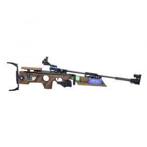 Пневматическая винтовка AGUP БИ-1 (mod.04 -01) 3Дж, Veber Dioptric 01 DVT