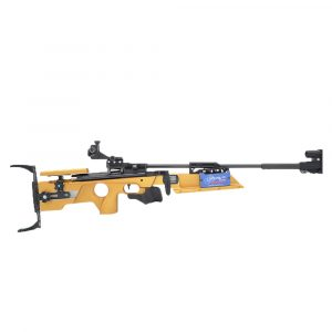 Пневматическая винтовка AGUP БИ-1 (mod.04 -01) 3Дж, Veber Dioptric 01 DVT (Золото)