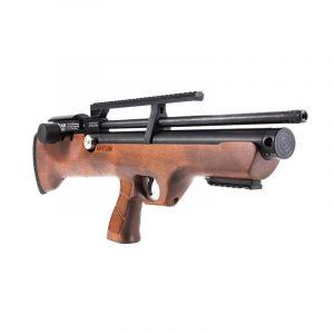 Пневматическая винтовка Hatsan Flashpup - W (дерево, PCP, 3 Дж) 6,35 мм