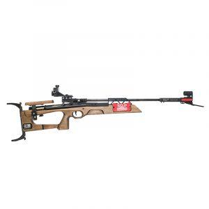 Пневматическая винтовка AGUP БИ-1 (mod.025) 3Дж,  Veber Dioptric 01 DVT