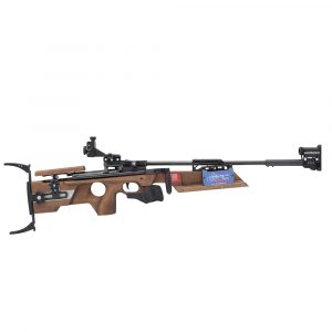 Пневматическая винтовка МР-61 БИАТЛОН-04 Veber Dioptric 01 DVT