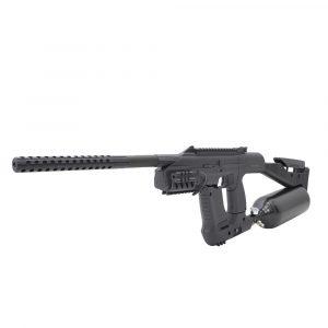 Пневматический пистолет МР-661к PCP ДРОЗД (бункер) 4,5 мм