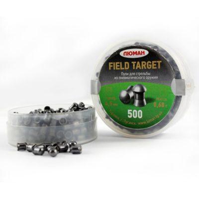 Пули «Люман» Field Target, 0,68 г. по 500 шт.