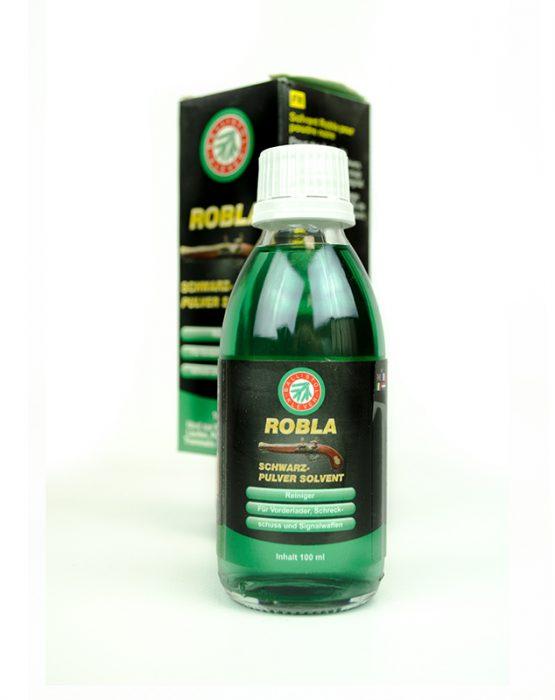 ROBLA schwarz-pulver solvent 100мл