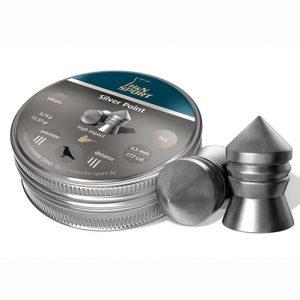 H&N Silver Point 5,5мм.  1,11г 200шт.