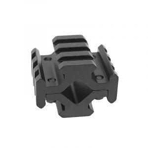 Крепление weaver в обхват ствола (ML09)