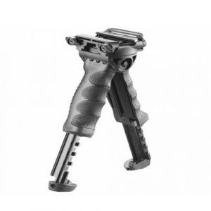 Тактическая рукоять weaver - сошки с механизмом поворота (GT03)