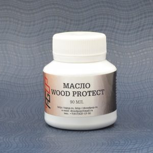 Масло WOOD PROTECT 90мл