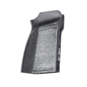 Рукоятка МР-654К ортопед. чёрный пластик (741378013) старого образца