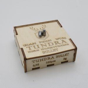 Пули полнотелые TUNDRA BULLET 6.35(6.42) 3.0г 100шт купить