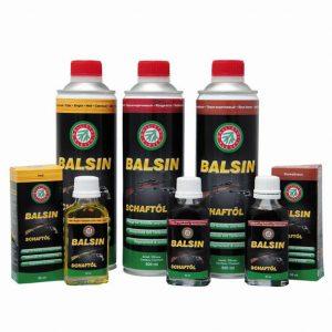 Масло для дерева BALSIN Schaftol rotbraun, 50ml (темно-коричневый) купить