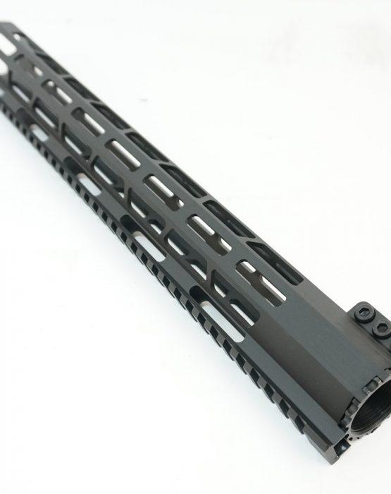 Цевье AR15  M-LOK Super Slim со стальной гайкой длина 15″/380мм (MR48) купить