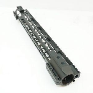 Цевье Keymod M4/AR15/М16 со стальной гайкой длина 15