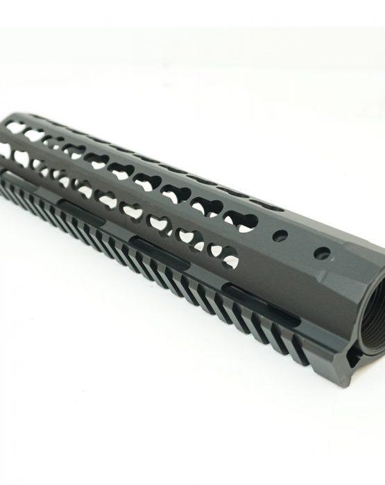 Цевье Keymod Slim M4/AR15/М16 длина 10″/254мм (MR42) купить