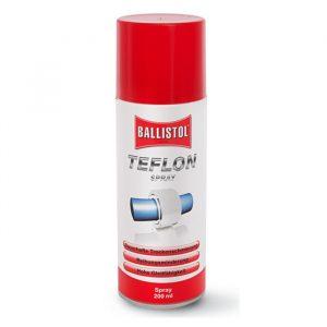 Смазка тефлоновая Ballistol Teflon Spray 200мл
