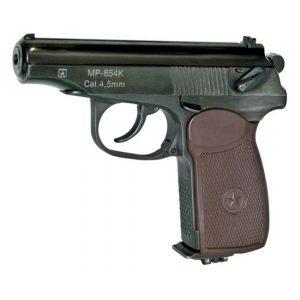 Пистолет пневматический МР-654К-20 (ПМ, Макарова)