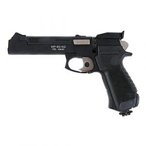 Пневматический пистолет МР-651К 4,5 мм