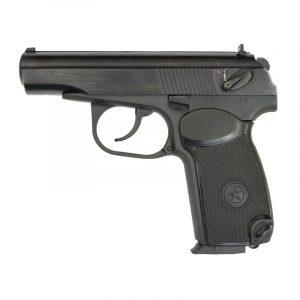Пневматический пистолет МР-658К (с блоубэком) 4,5 мм недорого