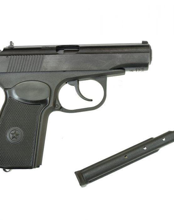 Пневматический пистолет Baikal МР-658К (ПМ, Blowback) купить