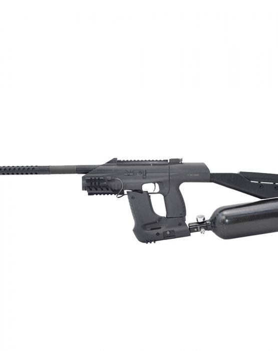 Пневматический пистолет МР-661к PCP ДРОЗД (бункер) 4,5 мм Б/У