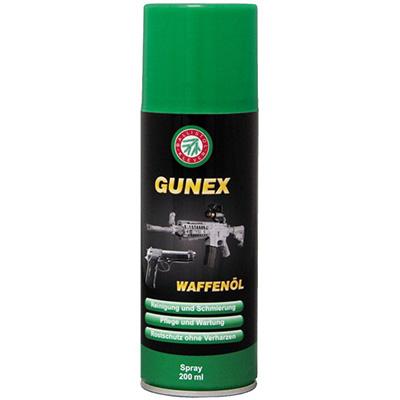 Масло оружейное Gunex Waffenol Spray, 50ml