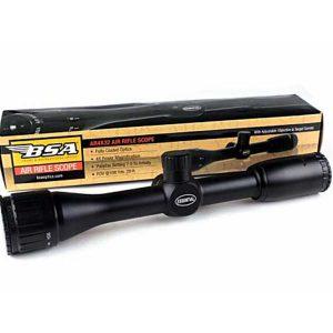 Оптический прицел BSA Air 3-12x44 SP (AR312x44) (BS312S)