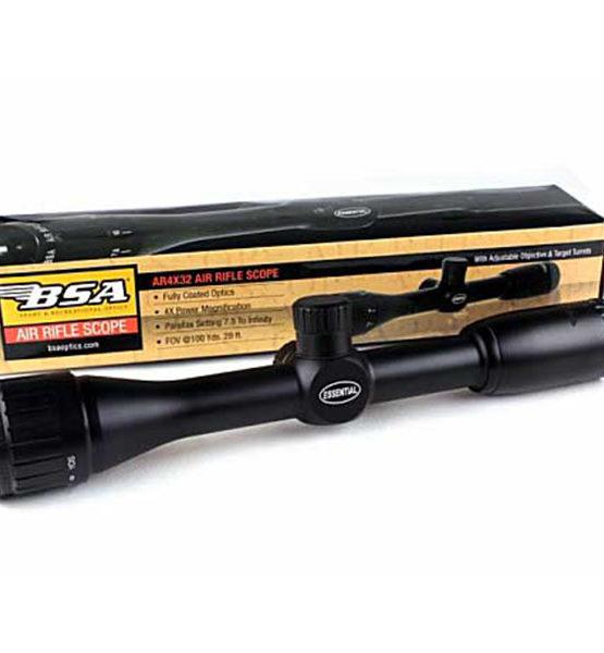 Оптический прицел BSA Air 3-12×44 SP (AR312x44) (BS312S)