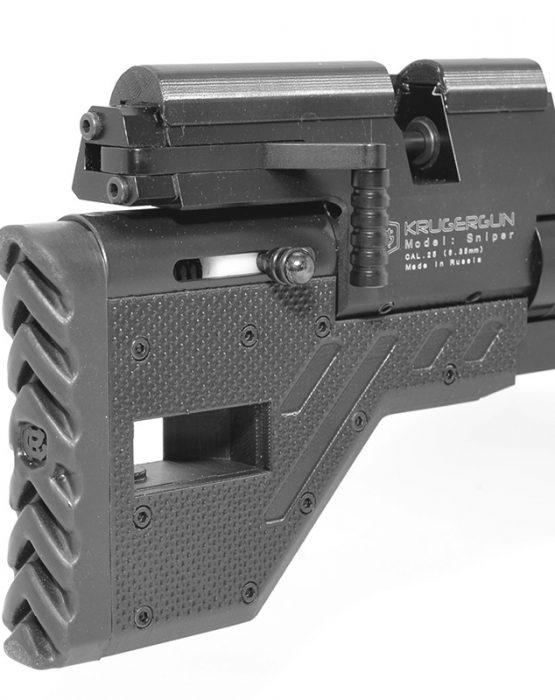 KrugerGun Буллпап Снайпер 6.35(.25) (S420-R510-PL), редуктор 6