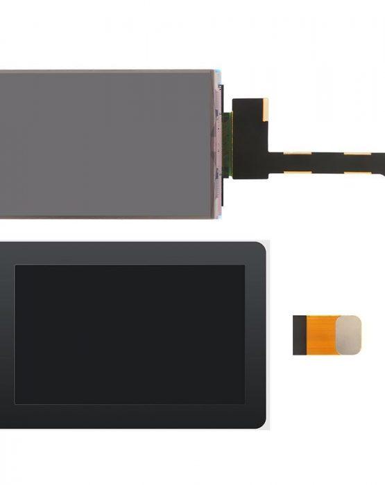Экран монохромный 6.08» LCD Photon Mono SE (S020015)