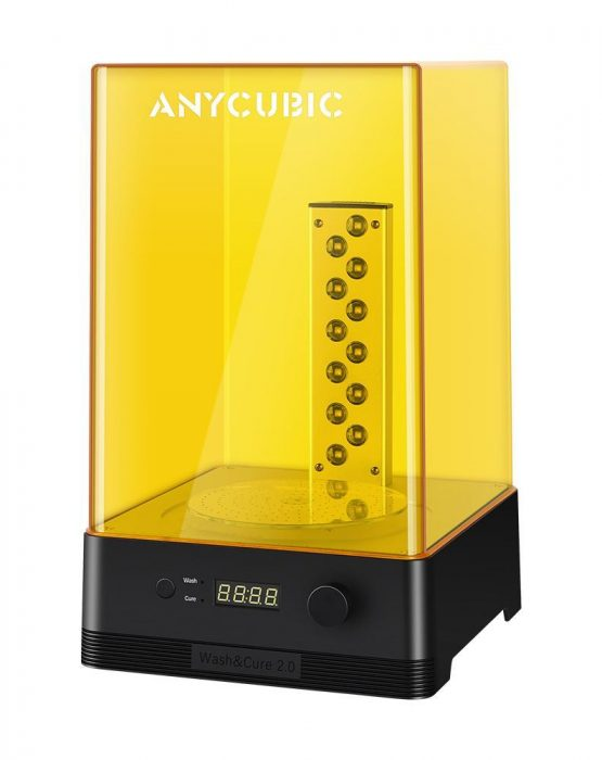 Anycubic Wash & Cure 2.0 4