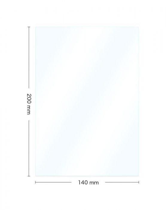 FEP пленка для фотополимерного 3D принтера Photon Mono SE, Photon, Photon S (S020005) цена