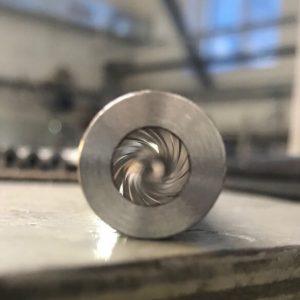 Ствольная заготовка полигональная  Alfa Precision 5.5мм, D15,L650,T406 купить