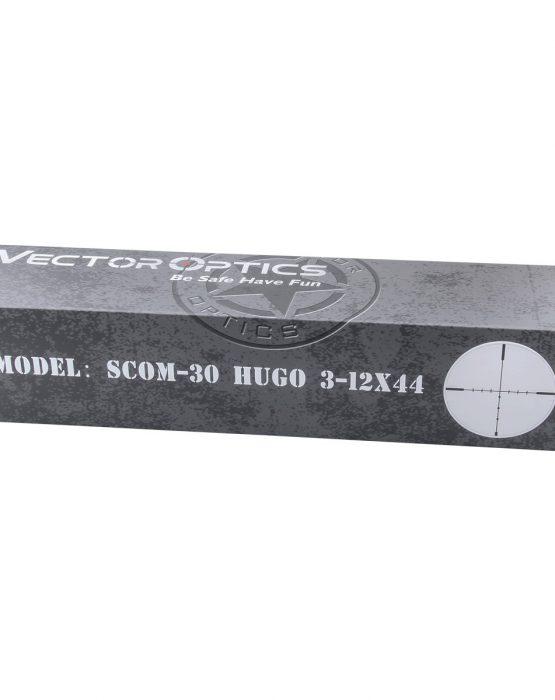 Оптический прицел Hugo 3-12×44 SFP (SCOM-30) 7