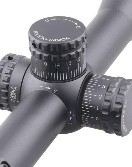 Оптический прицел Hugo 6-24×50 SFP (SCOL-31) 4