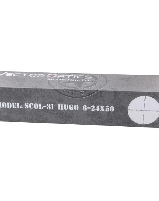 Оптический прицел Hugo 6-24×50 SFP (SCOL-31) 7