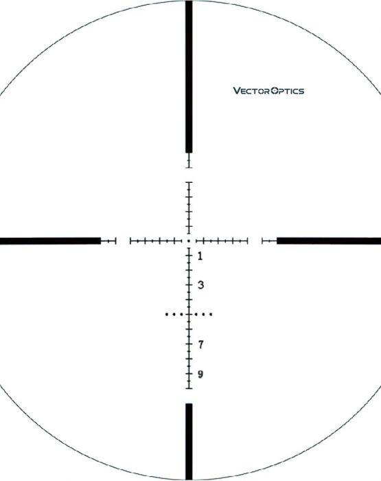 Оптический прицел Marksman 3.5-10x44SFP (SCOM-04) 5