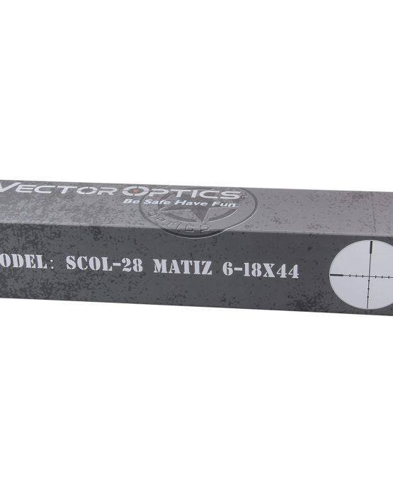 Оптический прицел Matiz 6-18x44SFP (SCOL-28) 7
